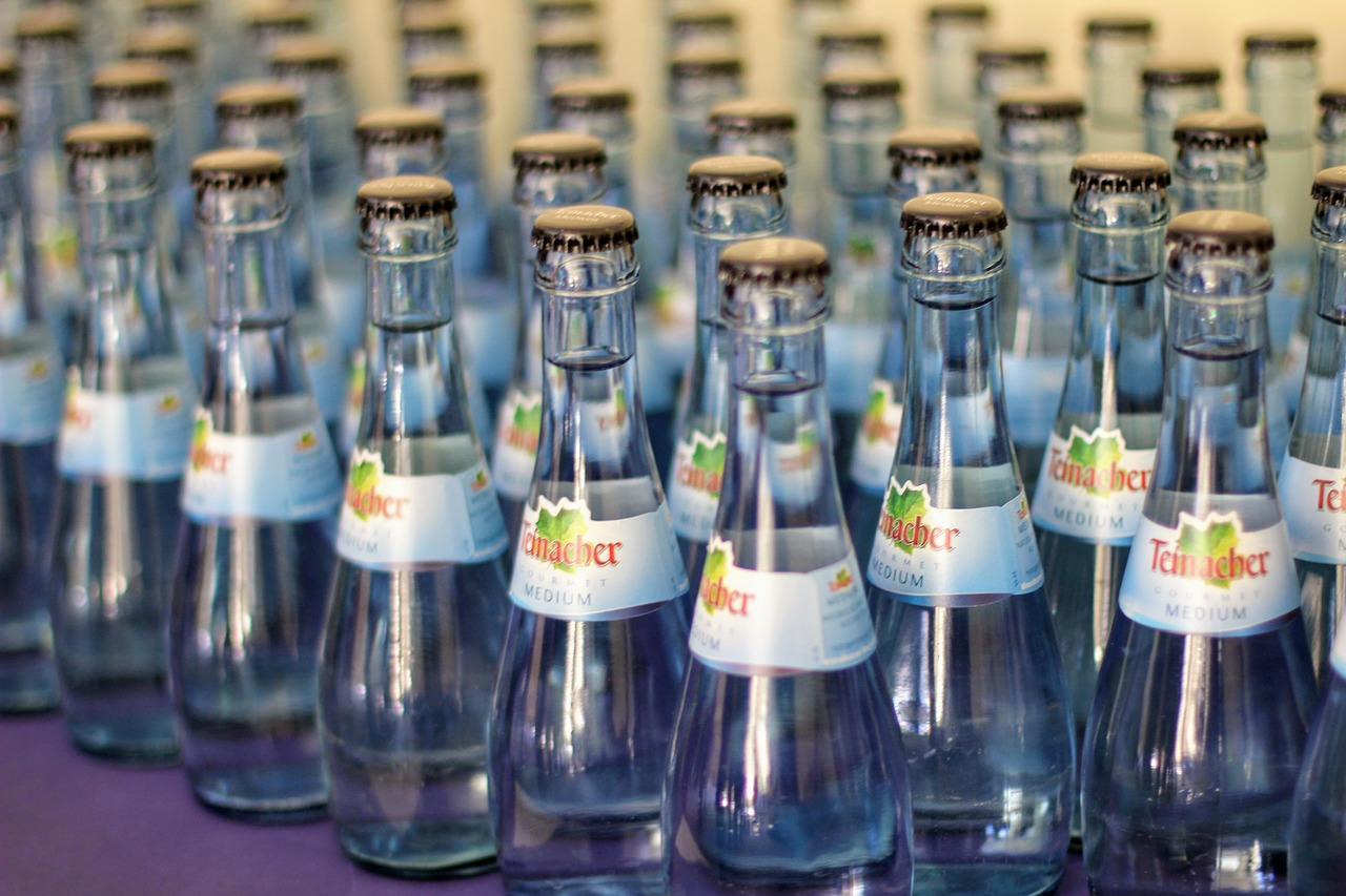 What the bottled water industry can teach us about standing out in the marketplace.
