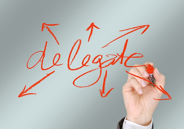 Delegating tasks in your law firm.