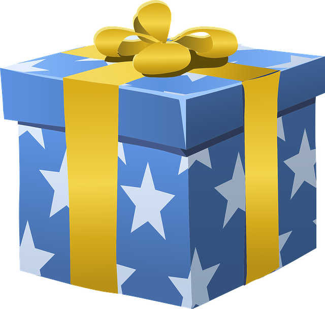 A free gift can 'wow' clients and inspire them to referr you.