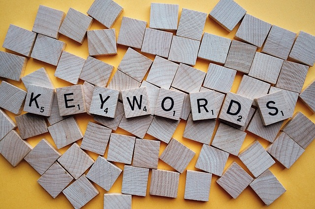 How to use keywords effectively in attorney marketing.