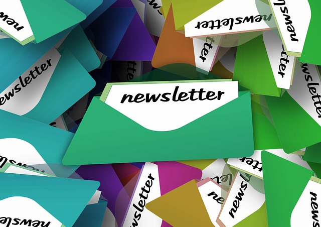 Your newsletter can remind past clients about your firm and get them to send new clients to you.