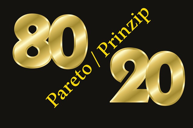 Applying thte Pareto Principle to your law firm.