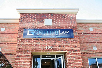 GriffithLaw's personal injury law office building in Franklin, TN