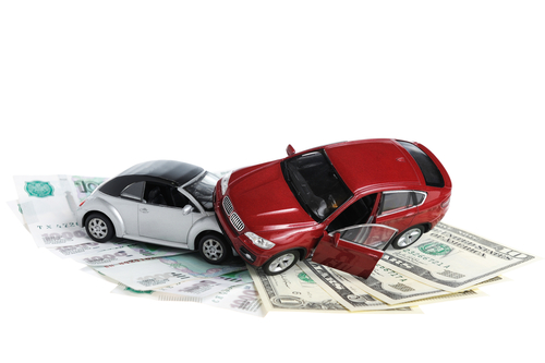 Car wreck settlement compensation