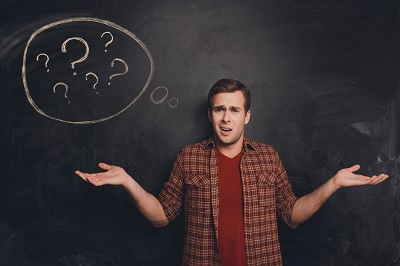 Man confused about Interrogatories