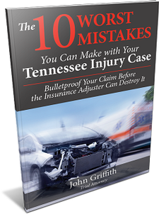 Free Accident Guide Book Cover