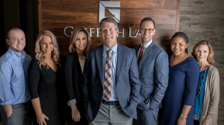 The Legal Team at GriffithLaw