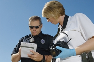 obtaining a police accident report