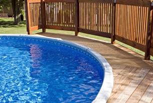 slip and fall on pool deck