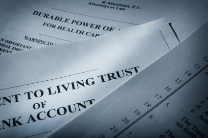 Establishing a living trust in San Diego