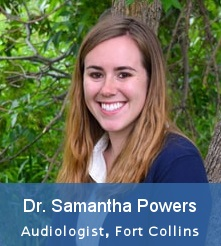 Dr. Samantha Powers - Audiologist in Fort Collins
