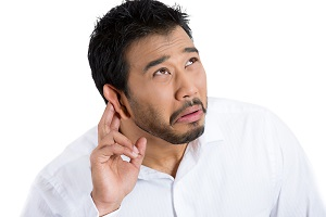 Hearing loss often affects high-pitched sounds first