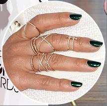 Jessica Alba's Nails