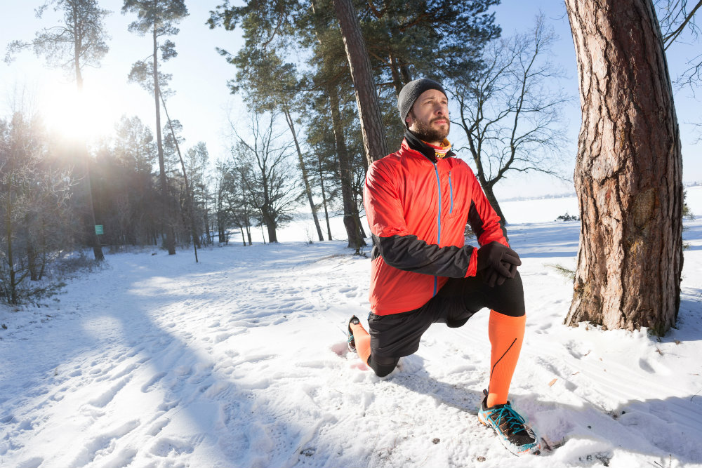 Winter foot injuries can still happen until Spring comes