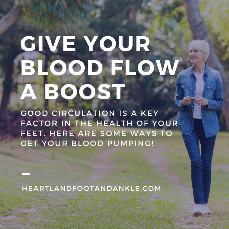 Give Your Blood Flow a Boost