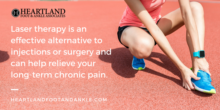 Laser Away Your Chronic Pain