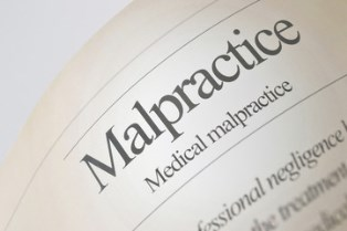 Tort reform for medical malpractice