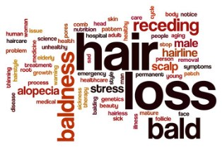 Defective products and hair loss