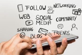 Medical malpractice cases and social media