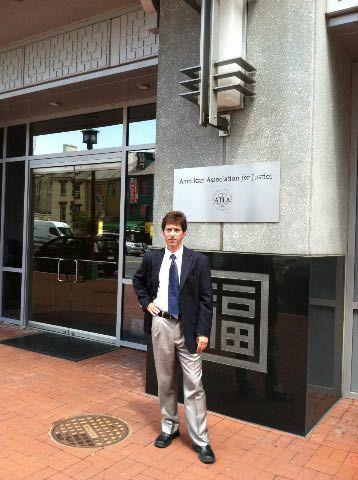 VA injury lawyer, AAJ, railroad worker injury lawyer