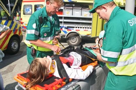 VA Child accident injury lawyer