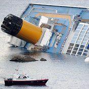 Concordia cruise ship