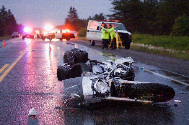 VA motorcycle injury lawyer
