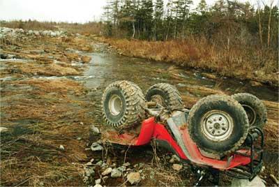 VA ATV accident injury attorneys
