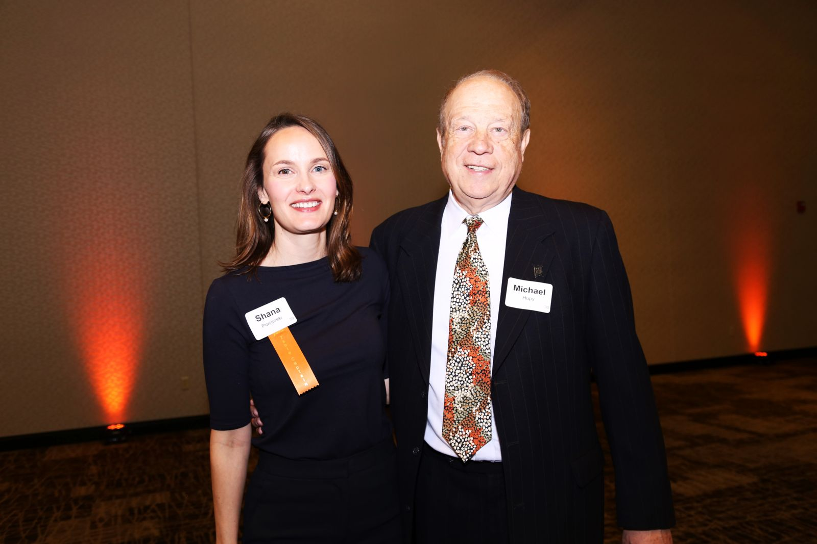 Attorney Hupy attending YWCA 23rd annual event