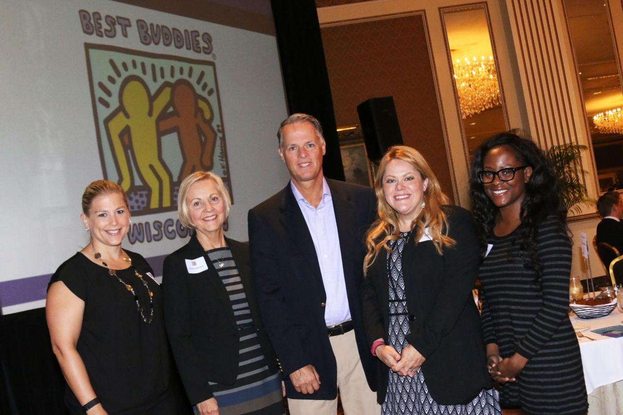 Hupy and Abraham, S.C. employees at the BBWI 2015 Leadership Breakfast