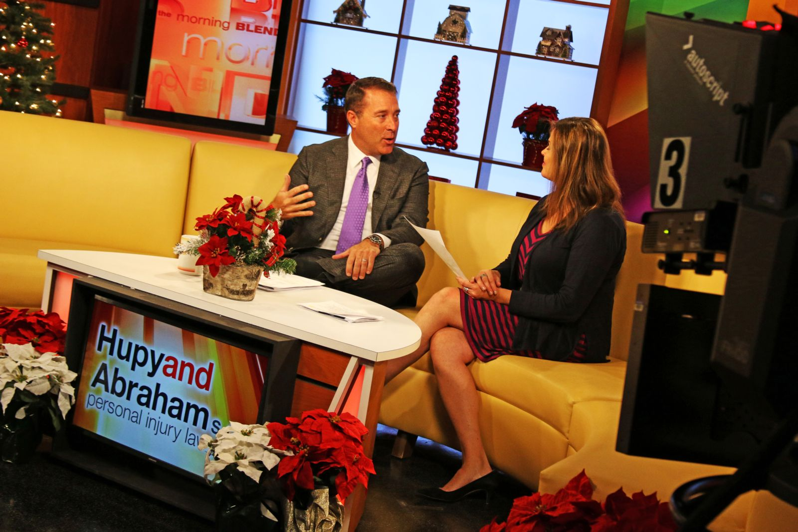 Attorney Jason Abraham on The Morning Blend