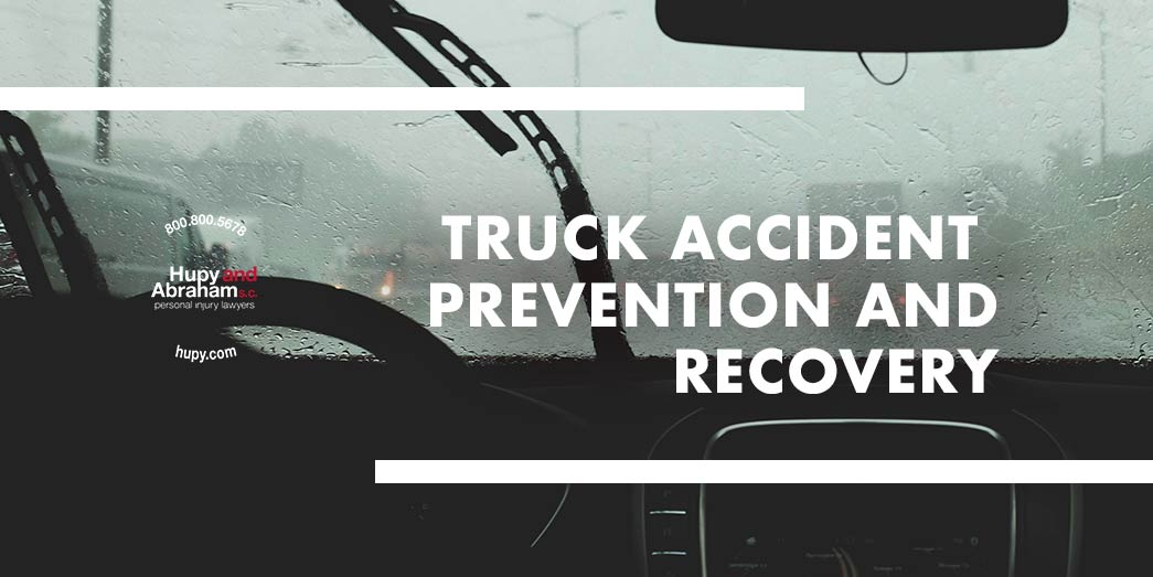 Truck Accident Prevention and Recovery