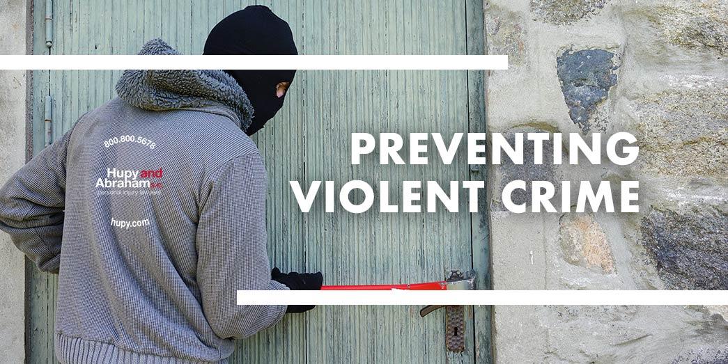 Preventing Violent Crime