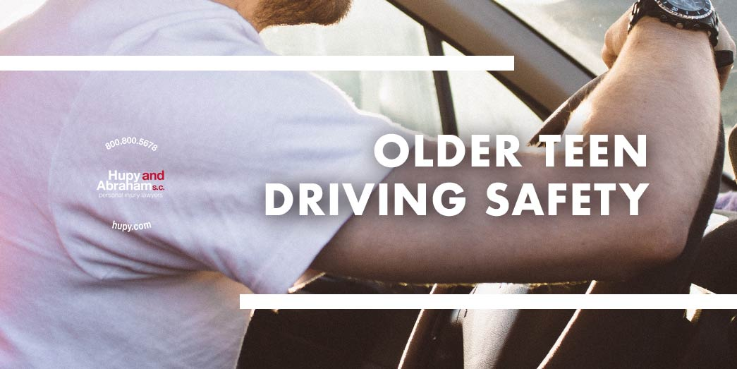 Older Teen Driving Safety