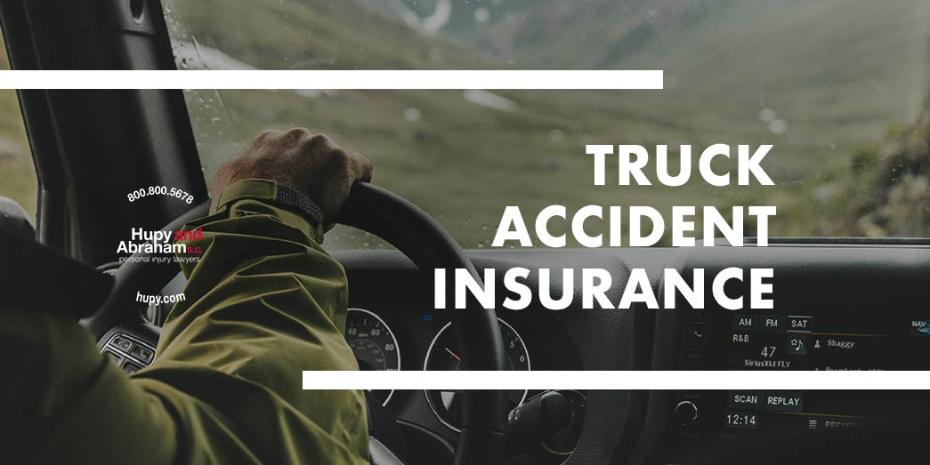 Truck Accident Insurance