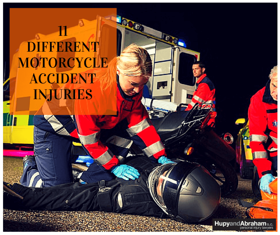 An Illinois motorcycle accident can cause a wide spectrum of serious injuries