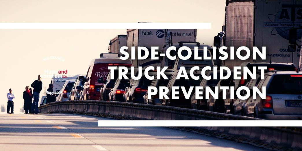 Side-Collision Truck Accident Prevention