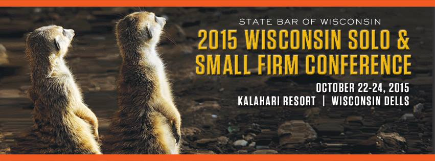 2015 Wisconsin State Bar Conference