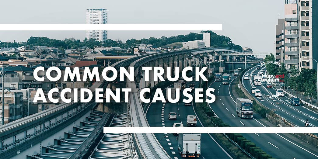 Large trucks and cars traveling on busy Wisonsin highway