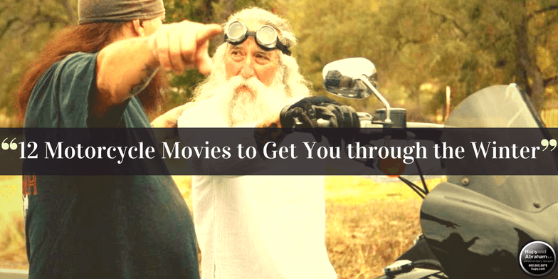 Motorcycle Movies to Get You through the Winter