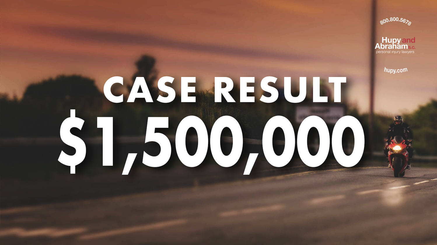 Motorcycle Case Result