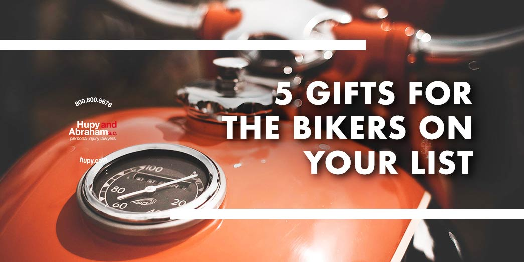 Gift Ideas For Motorcycle Drivers