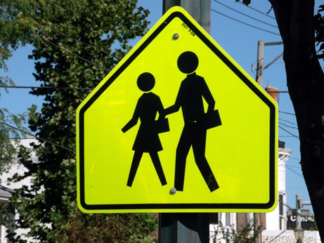 yield to pedestrians in Wisconsin