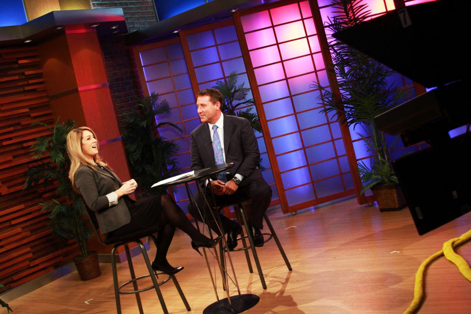 Fox 6 News interviewing Attorney Abraham