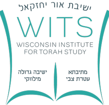 Wisonsin Institute for Torah Study thanking Hupy and Abraham
