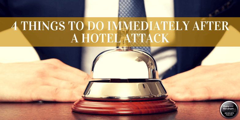 You cannot anticipate how negligent security at a hotel could make you a crime victim