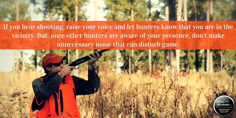 Hunting Season Safety Tips