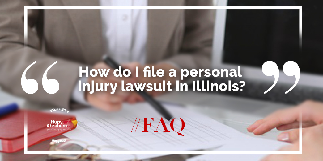 How To File A Personal Injury Lawsuit