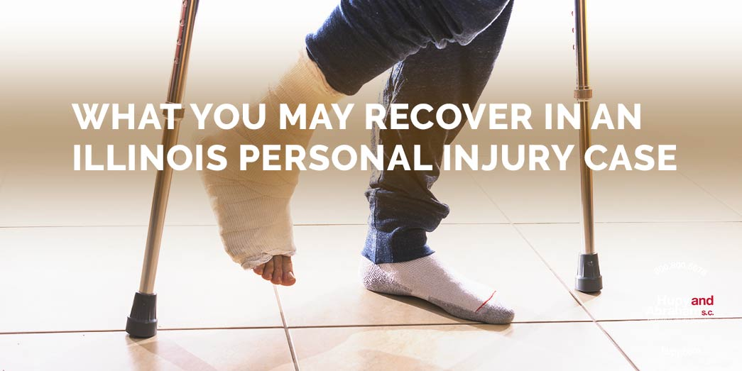 Image Representing What You May Recover In An Illinois Personal Injury Case