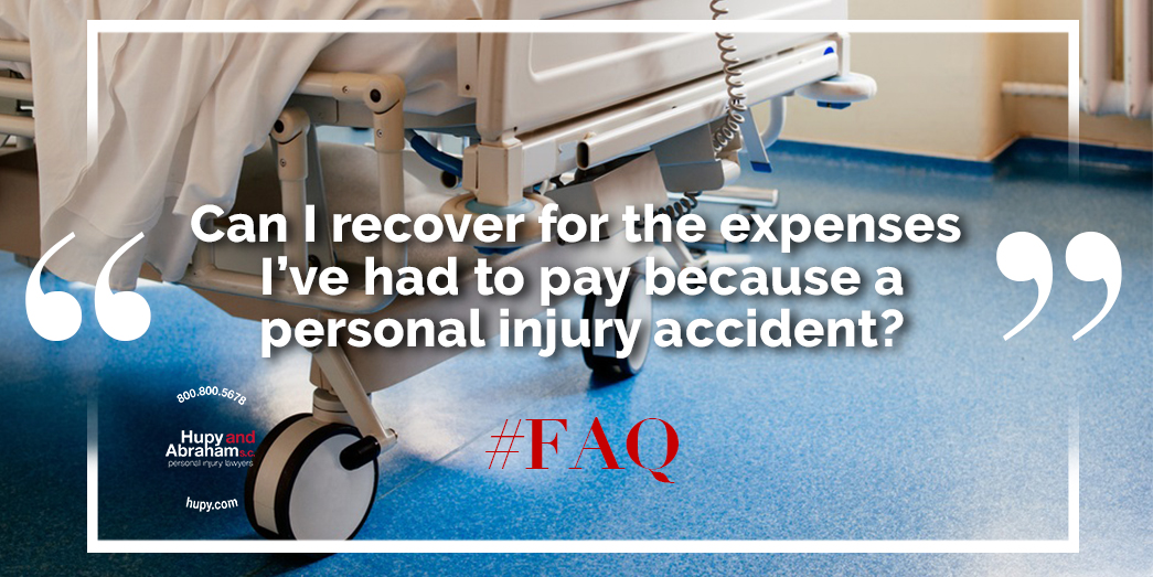 Recover Medical Expenses From Personal Injury Accidents